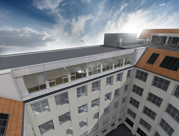 PAPPELALLEE | Berlin | conversion and new construction