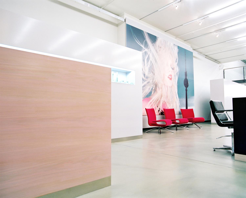 SHIFT FRISEURE | Berlin - IOX Architekten