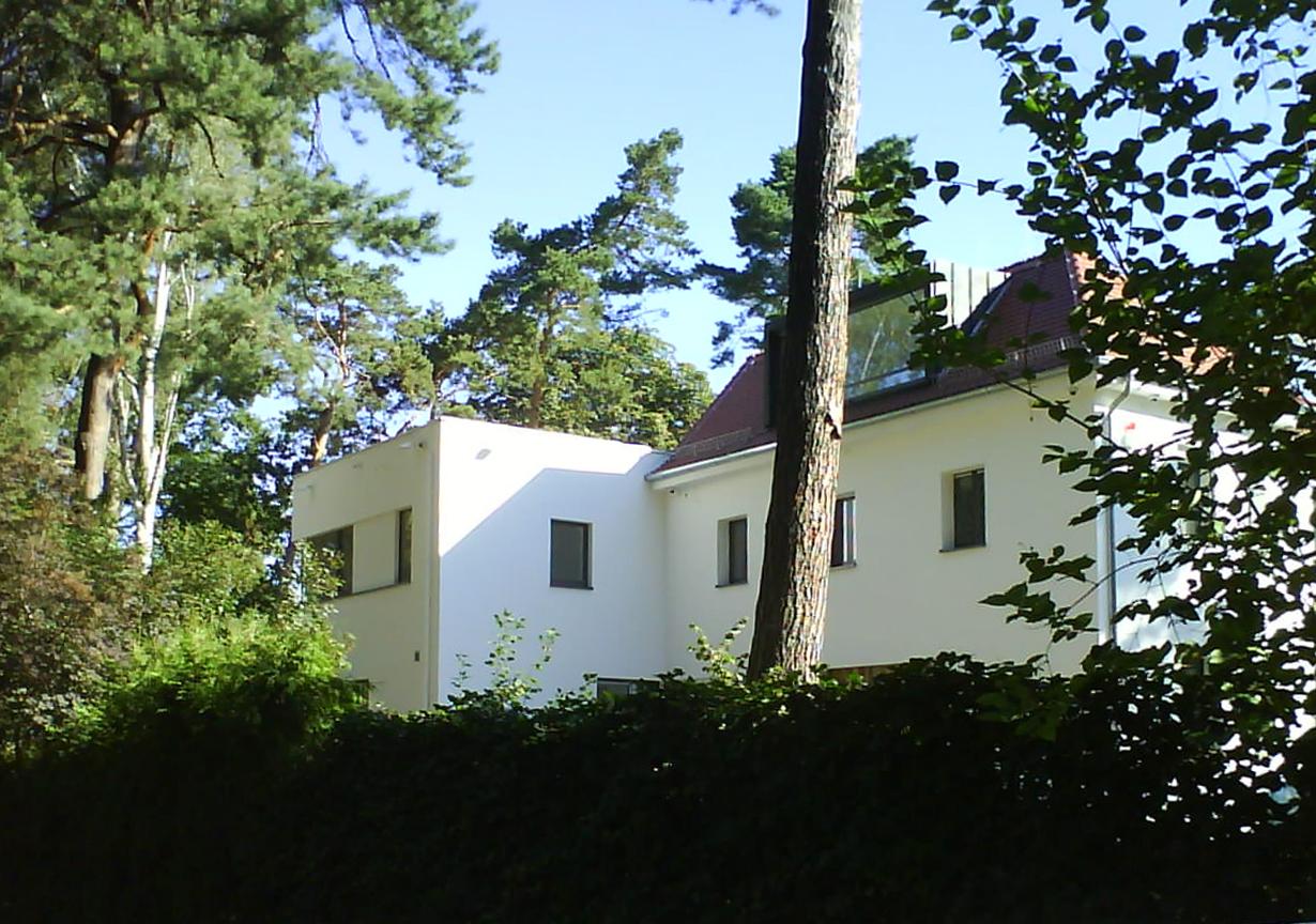 Villa Dahlem dol villa berlin dahlem iox architekten